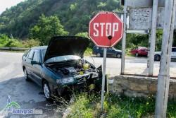 Катастрофа на входа на Врачеш, виновният шофьор с алкохол в кръвта