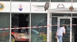 Подпалиха ретросалона на бившия кмет на Хасково