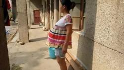 Китайка е бременна от 17 месеца!
