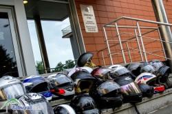 Мотористи на протест пред Районен съд – Ботевград