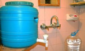 Трудовец без вода заради авария