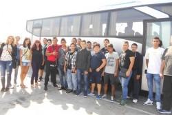 """Двадесет ученици от ТПГ """"Стамен Панчев"""" заминаха по програма """"Еразъм+"""" в Братислава"""
