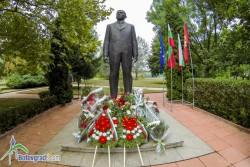 В Правец отбелязаха 105 години от рождението на Тодор Живков
