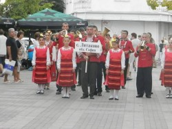 """Литаковската духова музика на фестивала """"Ритъмът на морето"""""""