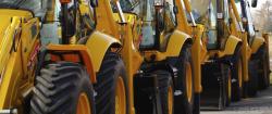 Общината удължи срока на обществената поръчка за строителната техника