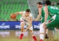 България с тежка загуба при гостуването на Словения