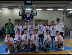 Момчетата на Балкан станаха втори на Балканската купа в Скопие