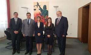 Окръжният прокурор Наталия Николова  посети германските си колеги в Нюрнберг-Фюрт