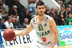 Станимир Маринов в Балкан до края на сезона