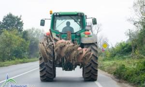 Съобщение до всички собственици на земеделска и горска техника относно ГТП на ЗГТ