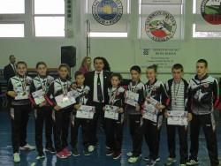 Първи национален детски турнир по таекуон-до за Купа Плевен