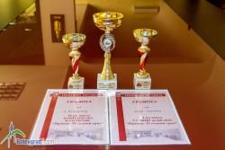 """Спортен клуб """"Детелина"""" се завърна с отличия от турнир в Правец"""