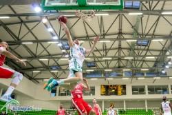 Силна игра на Балкан срещу Лукойл Академик, въпреки загубата