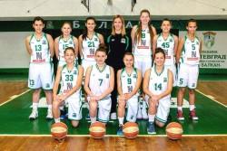 Девойките на Балкан започнаха с успех в женската А група