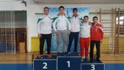 Калоян Павлов се завърна от Загреб като шампион