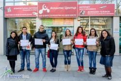 """35 ученици от ПГТМ """"Христо Ботев"""" се включиха в инициативата """"Мениджър за един ден"""""""