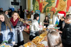 """В ППМГ """"Акад.проф.д-р Асен Златаров""""  бе открит традиционният благотворителен коледен базар"""