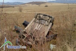 Почина шофьорът, който катастрофира на пътя Ботевград-Литаково