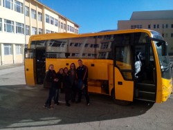 "СУ ""Христо Ясенов""- Етрополе с нов ученически автобус"