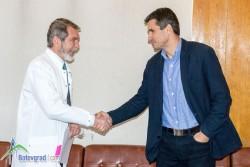 Д-р Кушев встъпи официално в длъжност като управител на болницата