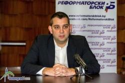 Димитър Делчев пита Бъчварова за хода на полицейските проверки и разследванията срещу бившия кмет на Ботевград