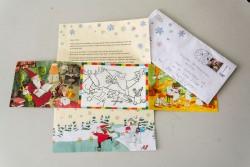 Над 360 писма бяха изпратени до Дядо Коледа