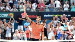 Григор Димитров смачка №3 в света и се класира на финал