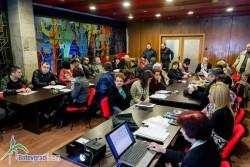 Близо три часа продължи общественото обсъждане на Бюджет 2017 на община Ботевград