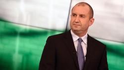 Държавният глава Румен Радев назначава служебно правителство от 27 януари 2017 г.
