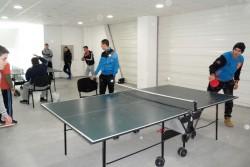 """Ученици от ПГТМ """"Христо Ботев"""" взеха участие в ученически игри по тенис на маса"""