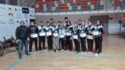 18 медала за Таек-кион  от държавния шампионат по Таекуон-до ИТФ