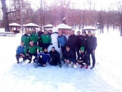 Футболният Балкан победи Рилски спортист в контрола