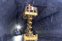 """Ремонтът на тунел """"Ечемишка"""" започна"""