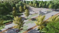 Стартира реализирането на проекта за реконструкция и благоустрояване на градския парк