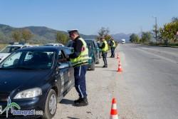 Пътна полиция започва засилени проверки за използването на обезопасителни колани