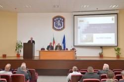 Ръководството на ОДМВР- София представи отчет за дейността на дирекцията