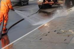 Започва пролетното измиване на улиците в Ботевград