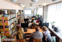 Ботевградската библиотека бе домакин на информационна среща по проект