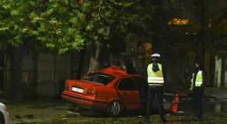 20-годишен шофьор се заби в стълб и загина на място