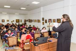 """Правилата на поведение в църквата изучават шестокласници от ОУ """"Васил Левски"""""""