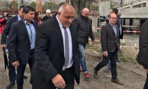 Борисов в Ямбол: Не е вярно, че е била договорена двуредова ограда по границата с Турция, а е изградена едноредова