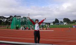 Сребърен медал за Паулина Велчева от Световните игри