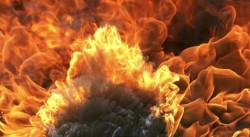 Запалиха колата на известен бизнесмен в Сандански