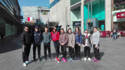Националният отбор на България по Таекуон-До ITF отново е трета сила в Европа