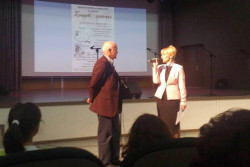 Двама местни таланти участват в проект за аудио диск с песни за деца