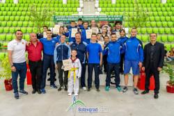 Сунг Ри с 10 шампионски титли и първо място отборно