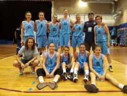 Баскетболистките на Златаровската гимназия - с достойно предствавяне в Хърватия
