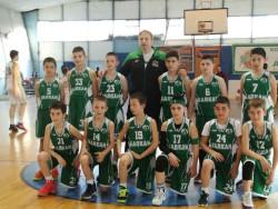 12-годишните момчета на Балкан отиват на финали