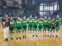 Девойките на Балкан с бронз и от Купата на БФБ
