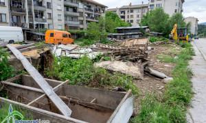Премахват незаконните постройки в стария изток